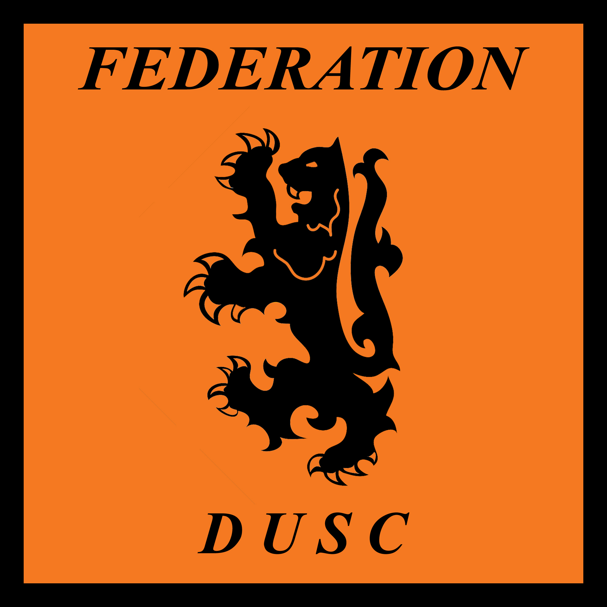 Federation of DUSC Logo